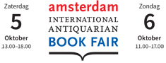 Amsterdam Antiquarian Book Map & Print fair
