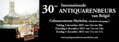 Internationale antiquarenbeurs Mechelen