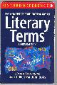 BALDICK, CHRIS,, THE CONCISE OXFORD DICTIONARY OF LITERARY TERMS.