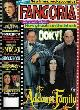 FANGORIA, Fangoria #109, January, Jan. 1992 (Addams Family; Freddy's Dead; Borrower; Freejack; the People Under the Stairs
