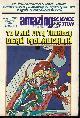 AMAZING (DEAN MCLAUGHLIN; GERARD F. CONWAY; ALPHJPURI; ROBERT THRUSTON; CLARK COX), Amazing Science Fiction: August, Aug. 1973