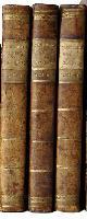 NORBERG, MATTHIAS (TRANSL. & ED.):,  Codex Nasaræus, liber Adami appellatus, syriace transcriptus, loco vocalium, ubi vicem literarum gutturalium præstiterint, his substitutis, latineque redditus. Three volumes. Lund, Berlingianis, 1815-16.