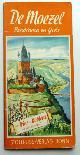 """RHIJN, J. VAN (BEWERKT DOOR), """"De Moezel van Trier tot Koblenz en het Saardal tot Mettlach; Panorama en Gids."""""""