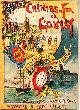 CHEMINS DE FER DE L'OUEST, Saison d'été 1893. Normandie et Bretagne. Ile de Jersey. Service entre Paris et Londres. Voyages à prix réduits.