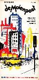 BÜHRMANN, De Molenpost. Prijslijst voor grafische vakken. No. 153. 10 april 1952.