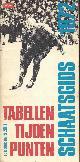 BEEK,JAN EN SPEERSTRA, HYLKE, Schaatsgids 1972 -Tabellen, Tijden, Punten