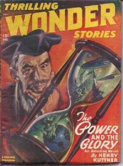 0caa7a64 THRILLING WONDER (HENRY KUTTNER; GEORGE O. SMITH; MANLY WADE WELLMAN; SAMUEL