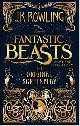 9780751574951 J.K. ROWLING, Fantastic Beasts and Where to Find Them: The Original Screenplay