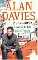 9780718154875 DAVIES, ALAN, My Favourite People and Me 1978-1988