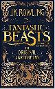 9781408708989 J.K. ROWLING, Fantastic Beasts and Where to Find Them: The Original Screenplay (Fantastic Beasts and Where to Find Them Bookmark will be included)