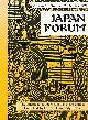 CHAPMAN, JOHN W M [ED.], Japan Forum. The International Journal of Japanese Studies. Vol. 5 No 2. October 1993