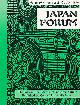 CHAPMAN, JOHN W M [ED.], Japan Forum. The International Journal of Japanese Studies. Vol. 6. No 2. October 1994