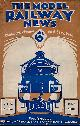 THE EDITOR, The Model Railway News. Volume 6. May 1930