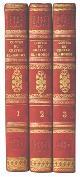 AL-MAHDË AL-HIFNAWI, MUHAMMAD / MARCEL, JEAN JOSEPHE (TRANSL.):, Contes de Cheykh El-Mohdy, traduit de l'arabe le manuscrit original. Three volumes. Paris, Henri Dupuy, 1835.