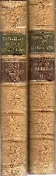 ALLEN, WILLIAM & THOMSON, T.R.H.:,  A Narrative of the Expedition sent by Her Majesty's Government to the River Niger, in 1841, under the of Command by Captain H.D. Trotter. Two volumes. London, Richard Bentley, 1848.
