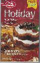 BETTY CROCKER, Holiday Main Dishes, Desserts, Gifts and More November 1998