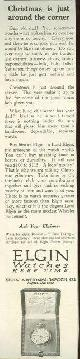 ADVERTISEMENT, 1915 Ladies Home Journal Lord Elgin Watch Magazine Advertisement