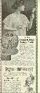 ADVERTISEMENT, 1915 Ladies Home Journal Royal Society Cordichet Package Outfits Magazine Advertisement
