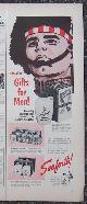 ADVERTISEMENT, 1956 Seaforth Life Magazine Advertisement