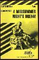 0822000571 ROBERTS, JAMES EDITOR, Cliffs Notes on Shakespeare's a Midsummer Night's Dream