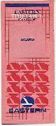 EASTERN AIRLINES, Eastern Airline Timetable for Atlanta, Effective December 15, 1988