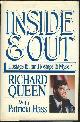 0399126457 QUEEN, RICHARD, Inside and out Hostage to Iran, Hostage to Myself