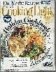 COOKING LIGHT, Cooking Light Magazine November 2015