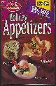 BETTY CROCKER, Holiday Appetizers December 1998