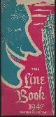 COLLINS, CHARLES EDITOR, Line Book 1947 Centennial Edition