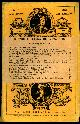 THE CORNHILL MAGAZINE (1860-1975) WAS A MONTHLY VICTORIAN MAGAZINE AND LITERARY JOURNAL NAMED AFTER THE STREET ADDRESS OF THE FOUNDING PUBLISHER SMITH, ELDER & CO. AT 65 CORNHILL IN LONDON. IN THE 1860S, UNDER EDITOR WILLIAM MAKEPEACE THACKERAY, THE PAPER, The Cornhill Magazine No. 12 (New Series) No. 450 June 1897