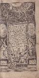 , Biblia. Dat is De gantsche H. Schrift vervattende alle Canonyke Boeken des Ouden en des Nieuwen Testaments. Uit de oorspronkkelyke in onse Nederlantsche Tale getrouwelyk overgeset Door Last van de Hoog. Mog. Heeren Staten Generael der Vereen. Nederl. en volgens 't besluit van de Sinode Nationael gehouden in de Jaren 1618. en 1619. te Dordrecht.