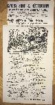 , Heute Freitag den 19. April 1862: Grosse ausserordentliche Vorstellung in der höheren Reitkunst, noch nie gesehen Gymnastik und Vorführung der ausgezeichnetsten Schulpferde..