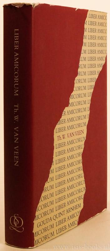 VEEN, T.W. VAN, BALKEMA, J.P., JONG, D.H. DE, NIEBOER, W., (RED.) - Liber amicorum Th.W. van Veen. Opstellen aangeboden aan Th.W. van Veen ter gelegenheid van zijn vijfenzestigste verjaardag.