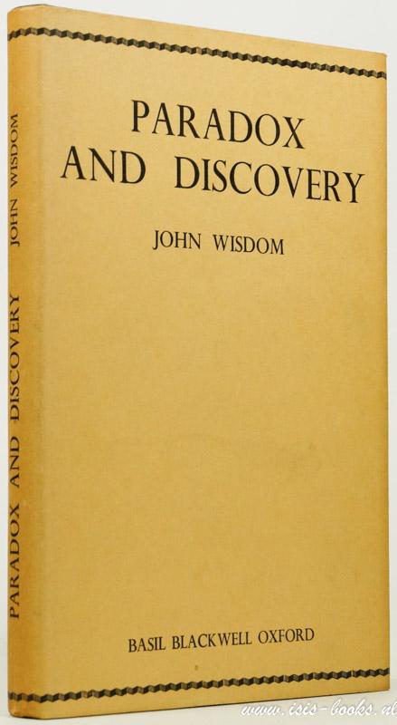 WISDOM, J. - Paradox and discovery.