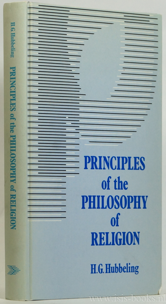 HUBBELING, H.G. - Principles of the philosophy of religion.