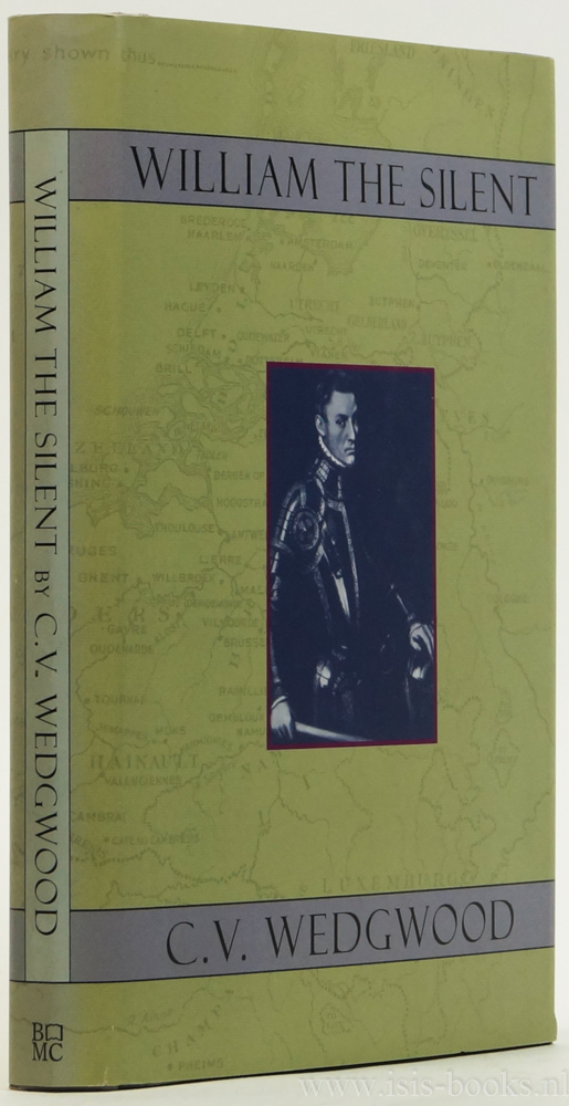 WILLEM I PRINS VAN ORANJE, WEDGWOOD, C.V. - William the Silent. William of Nassau, Prince of Orange 1533 - 1584.