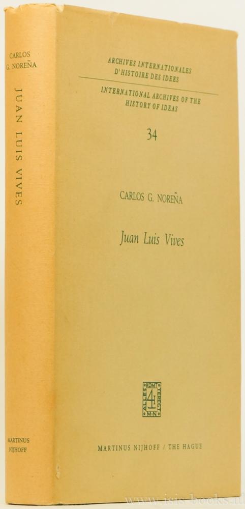 VIVES, JUAN LUIS, NOREÑA, C.G. - Juan Luis Vives.