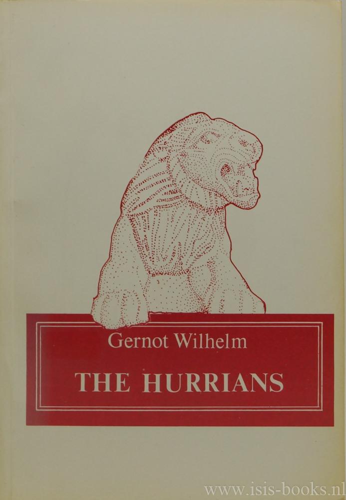 WILHELM, G. - The Hurrians