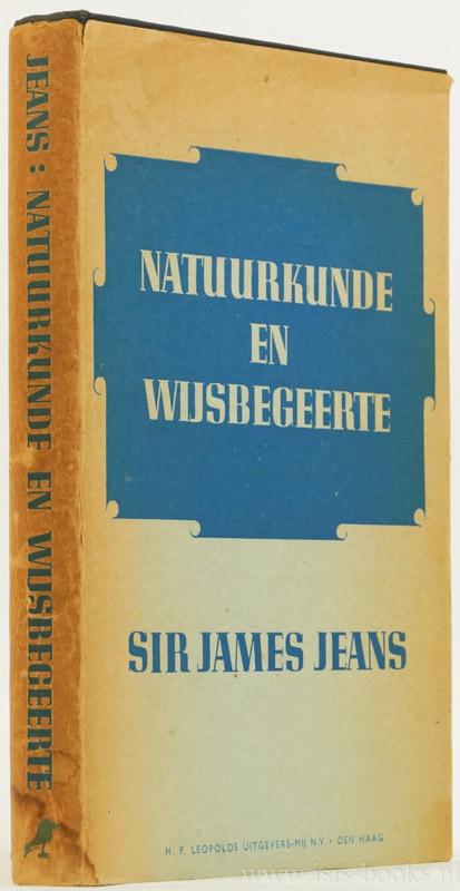 JEANS, J. - Natuurkunde en wijsbegeerte