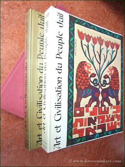 WIGODER, GEOFFREY (ED.). - Art et Civilisation du Peuple Juif.
