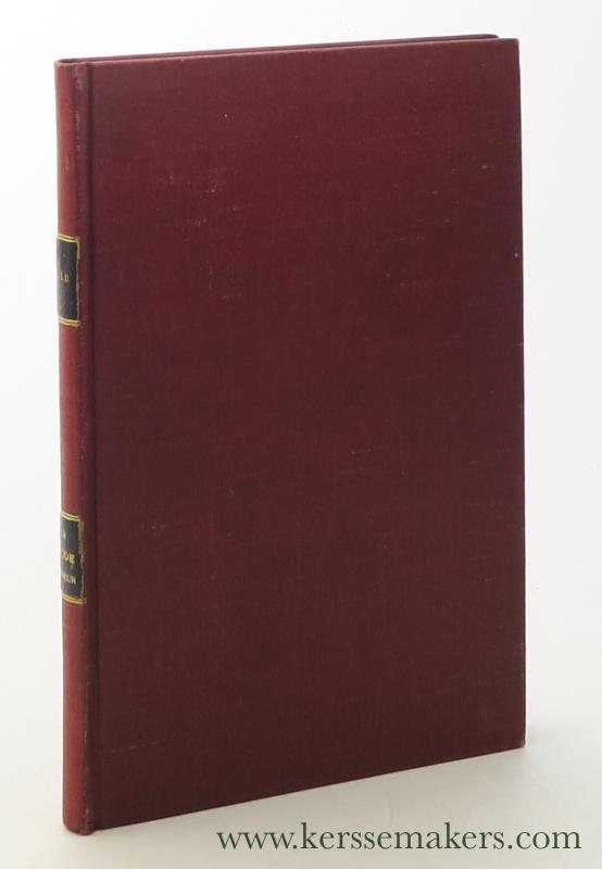 WILD, H. - De la formation du mode mineur par l'évolution la transformation et la fixité. Préface par M. le Marquis d'Ivry.
