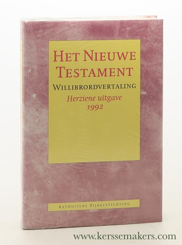 WEREN, W.J.C. (ED.). - Het Nieuwe Testament. Willibrordvertaling. Herziene uitgave 1992.
