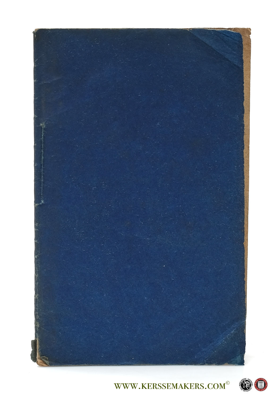 (COLLECTIF) - Instruction pour le grade symbolique d'apprenti. du rit moderne. Nouvelle édition. (And:) Instruction de la loge de table ou de banquet.