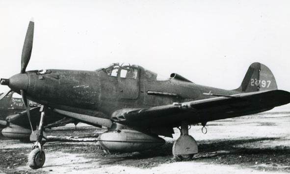BELL. - P-39M, 24797, Canada.