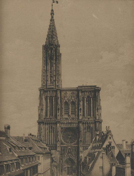 BERGERET, CH. - Rouen. Le Palais de Justice.