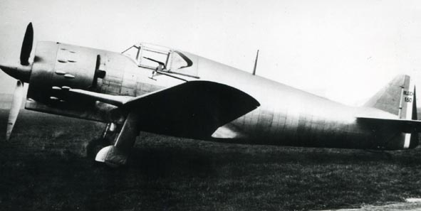 BLOCH. - MB-150, 01, French Air Force.