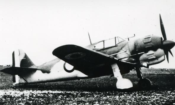 BLOCH. - MB-152, French Air Force.