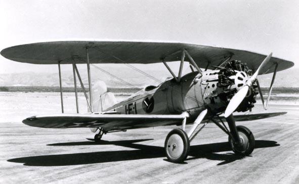 BOEING. - 100, 1-F-1, 'F8C-4' conv US Navy.
