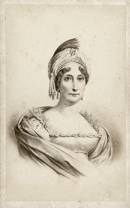CHARLET & JACOTIN. - Letitia Bonaparte.