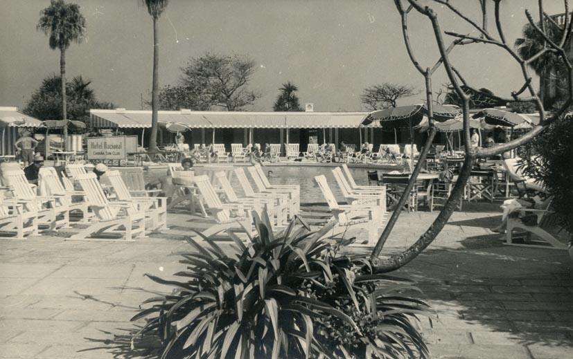 CUBA. - Havana. Hotel Nacional. Cabana Sun Club. (2)